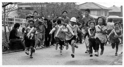 玄洋校区子ども会 駅伝・マラソン大会