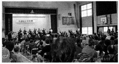 今宿校区文化祭