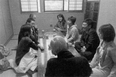 新春座談会 地域と子どもと小学校