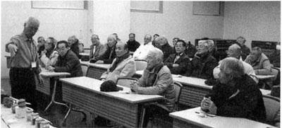 雲仙復興事業に学ぶ福岡市西部6校区会長研修会