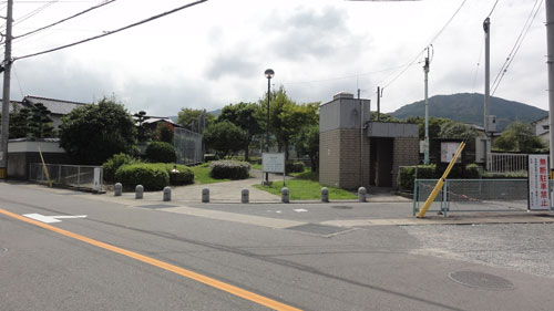 今宿青木公園(いまじゅくあおきこうえん)