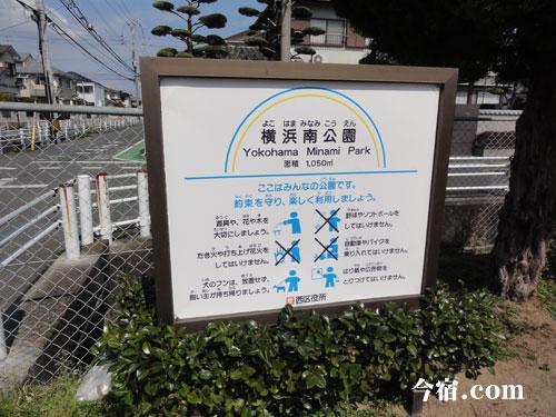 横浜南公園